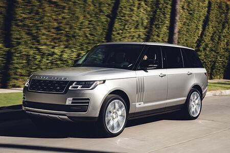 Tudo no Range Rover SVAutobiography foi pensado para proporcionar o nível máximo de customização.