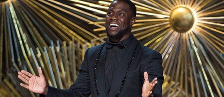 O ator disse que não pretende ser uma distração para a premiação depois de gerar polêmica por conta de antigos tuítes com conteúdo considerado homofóbico