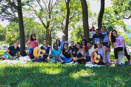 """Os jovens da Segunda Igreja Batista de Campo Grande organizam a primeira edição do """"Entardecer"""""""