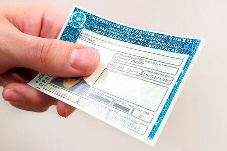 As pessoas que não tenham habilitação serão proibidas de solicitar o documento pelo mesmo período