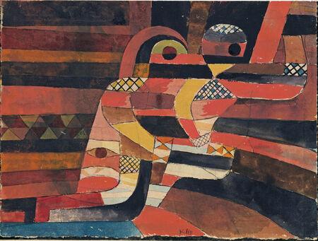 Dado a explorar os recônditos da mente e das emoções, Klee buscou sempre franquear a liberdade de suas expressões - seja ao não desistir das artes plásticas, ao prosseguir em seu processo formativo mesmo tendo sua inscrição na academia rejeitada na Aleman