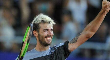 Ele ficou com a taça ao derrotar na decisão o seu compatriota Guido Pella, que subiu nove postos e assumiu o 50º lugar do ranking nesta segunda