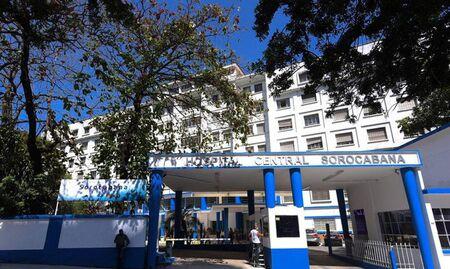 Complexo Hospitalar Municipal Sorocabana.