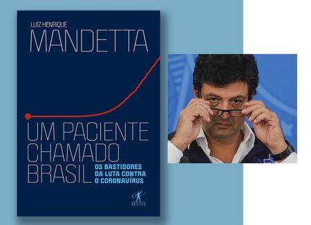 Mandetta lança pré-venda do livro sobre período que esteve no Ministério da  Saúde - A Crítica de Campo Grande Mobile