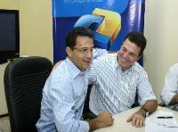 Luiz Fernando Buainain e Omar Aukar