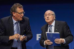 Joseph Blatter e Jérôme Valcke dizem que Fifa é mais poderosa que qualquer país do mundo