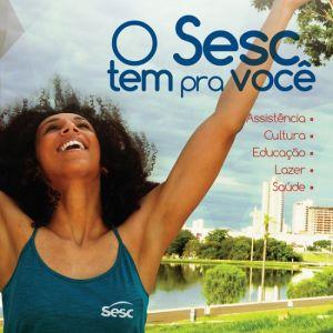 Sesc Horto está localizado na rua Anhanduí, 200