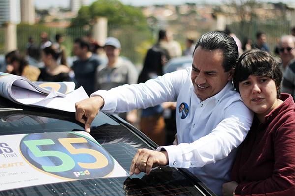 Marquinhos Trad permance na liderança na disputa pela Prefeitura de Campo Grande, diz pesquisa
