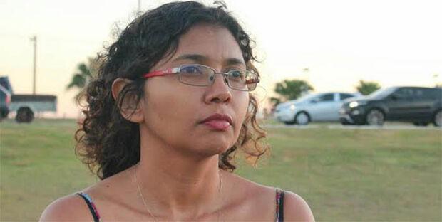 Candidata do PSOL à prefeitura de Campo Grande, Rosana Santos