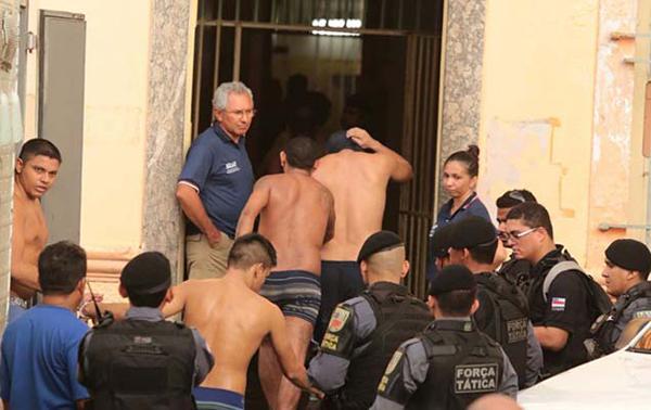 O pedido de transferência ocorreu a partir de informações reunidas pela força-tarefa criada para investigar o massacre no Compaj
