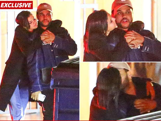 Selena é amiga da modelo Gigi Hadid, cuja irmã, Bella Hadid, namorava The Weeknd até o ano passado