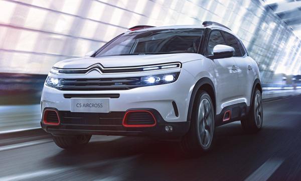 Inspirado no AirCross Concept, de 2015, C5 AirCross é a maior aposta da Citroën nos últimos anos