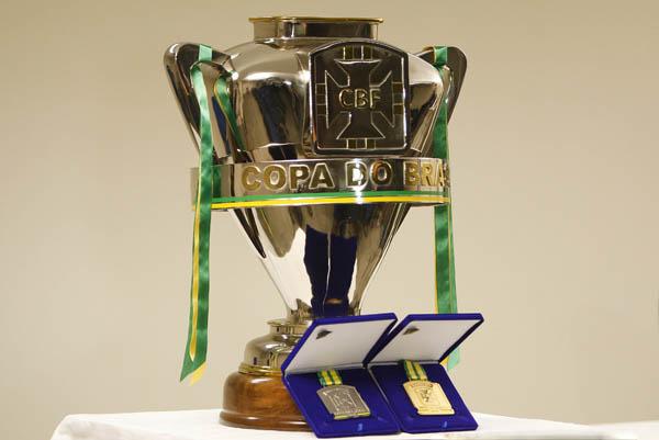 O sorteio foi realizado na sede da Confederação Brasileira de Futebol (CBF), no Rio de Janeiro
