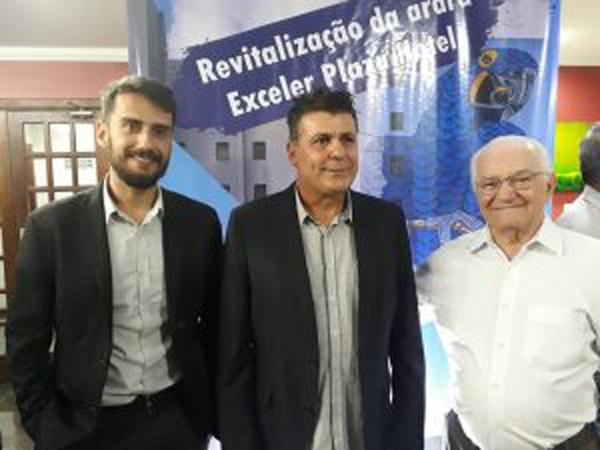 O diretor-presidente da Fundação de Turismo de Mato Grosso do Sul (Fundtur), Bruno Wendling, participou do evento