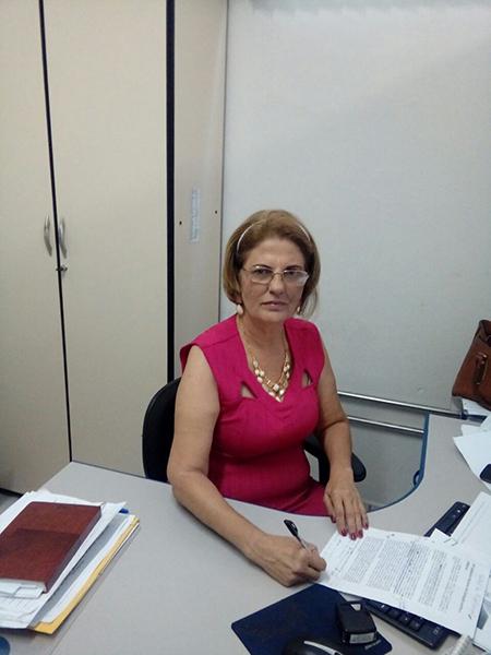 Mariah Barros – Coordenadora de Vigilância Epidemiológica da Secretaria Municipal de Saúde