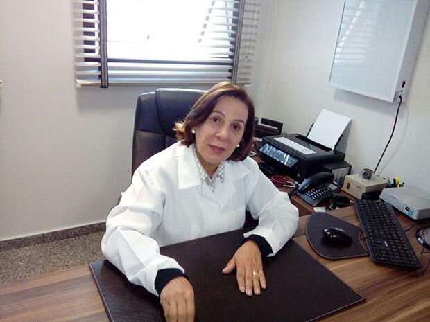 Angela Maria Dias de Queiroz – Presidente da Sociedade Brasileira de Pneumologia em MS