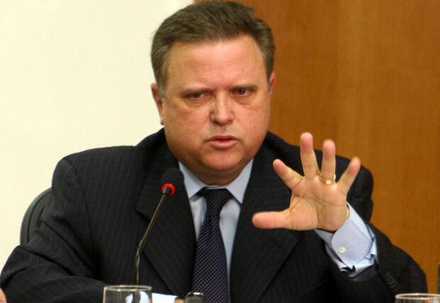 Ministro da Agricultura Blairo Maggi