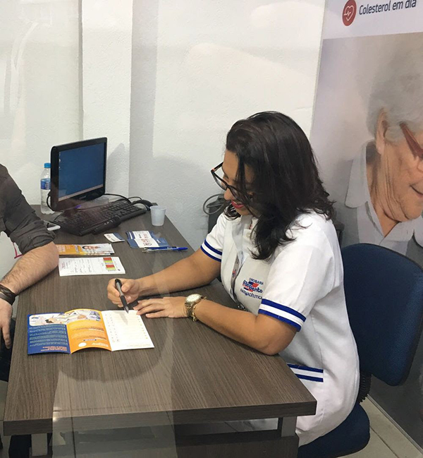 Segundo a Associação Brasileira de Redes de Farmácias e Drogarias (Abrafarma), as clínicas em farmácias já estão presentes em todos os estados brasileiros