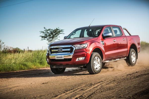A Ford Ranger também é a única a oferecer cinco anos de garantia