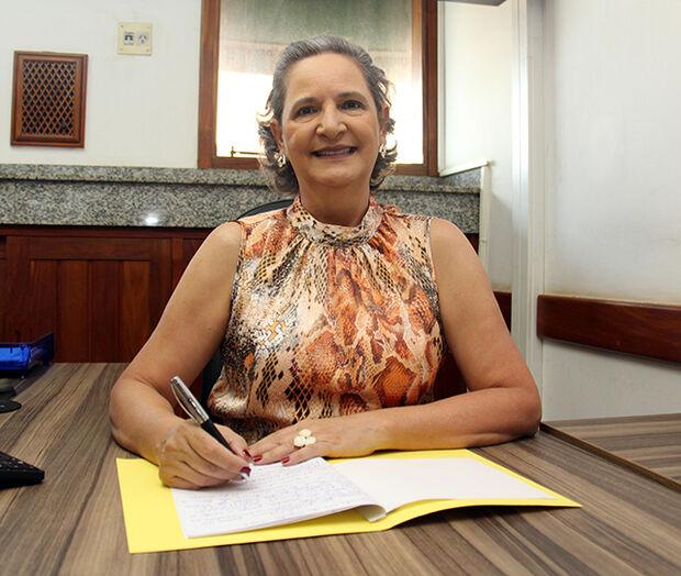 Presidente do Sindimóveis – Sindicato dos Corretores de Imóveis de MS – Marta Recalde Lino