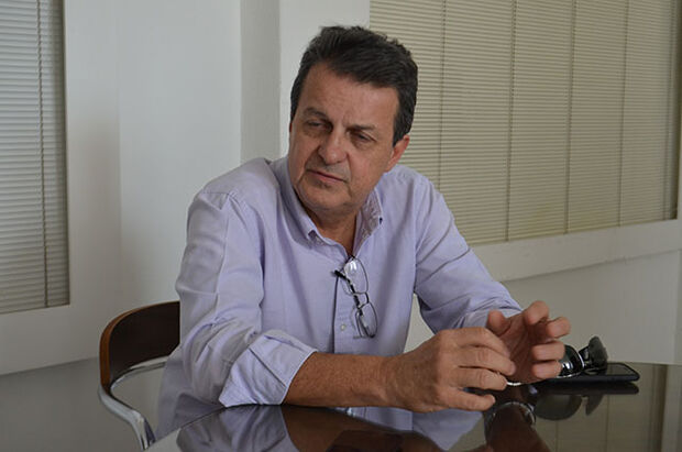 João Vieira de Almeida Neto - Presidente do Conselho Regional de Medicina Veterinária de Mato Grosso do Sul