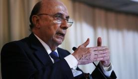 Brasília - O ministro da Fazenda, Henrique Meirelles, participa do 4 Seminário Brasileiro de Contabilidade e Custos Aplicados ao Setor Público (José Cruz/Agência Brasil)