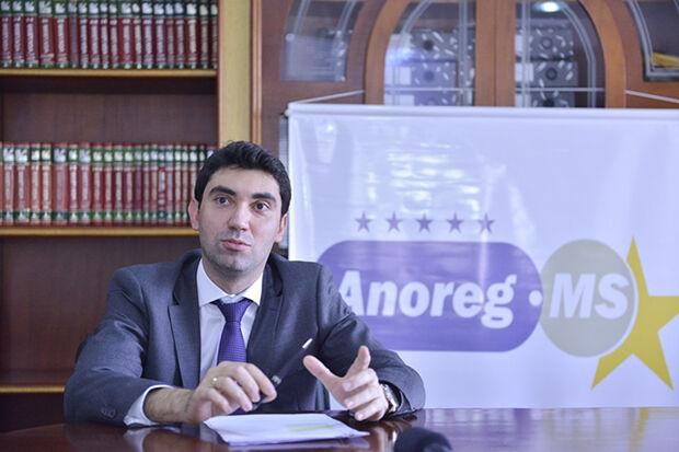Lucas Vinícius Cassiano Zamperlini - Oficial do Registro Civil diretor da Associação dos Notários e Registradores de Mato Grosso do Sul (Anoreg-MS)