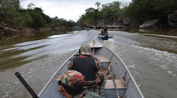 Devido ao fechamento da pesca nos rios de Mato Grosso, no dia 1º de outubro, o Comando da PMA priorizará a fiscalização na divisa com MT