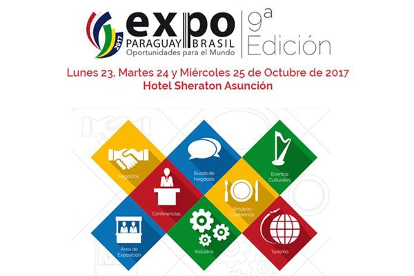 Durante os três dias de evento, a Expo Paraguai-Brasil espera receber mais de dois mil participantes, que terão oportunidade de ampliar seus negócios