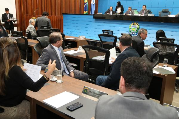 Ordem do Dia prevê a votação de três projetos de lei