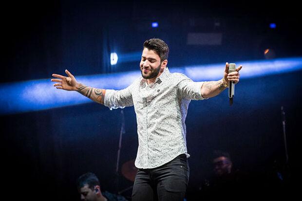 Gusttavo Lima faz show em Campo Grande