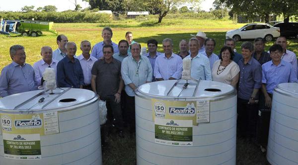 Com capacidade para armazenar dois mil litros de leite, o novo resfriador não só ajudará na autonomia dos produtores como vem para materializar um sonho