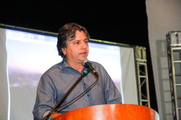Presidente da Assomasul Pedro Caravina (PSDB)