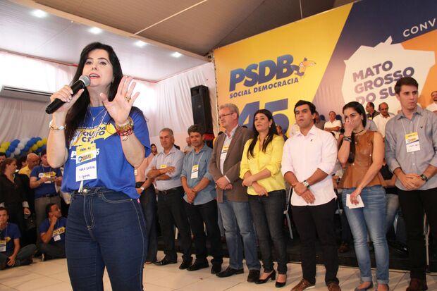Mara Caseiro foi eleita por unanimidade