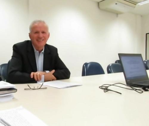 O ex-operador do esquema de recebimento de propinas investigado pela Operação Lama Asfáltica, Ivanildo da Cunha Miranda