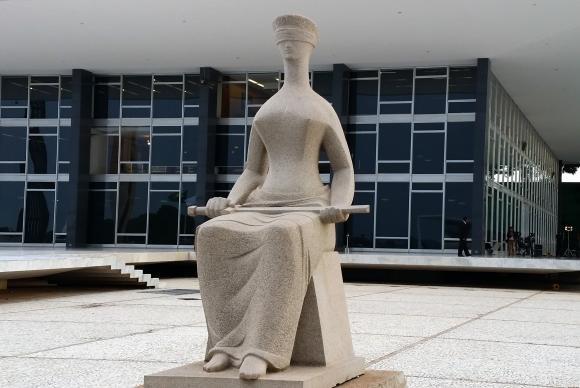 STF - Supremo Tribunal Federal (Valter Campanato/Agência Brasil)