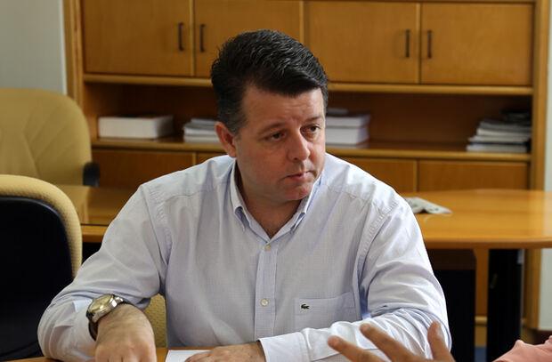 Vladimir Benedito Struck – Superintendente Regional do Trabalho em Mato Grosso do Sul