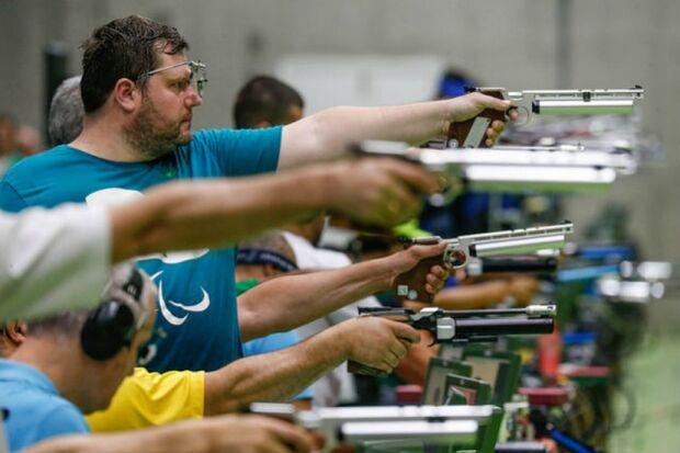 Campeonato Brasileiro de Tiro Esportivo terminou neste domingo no Rio de Janeiro