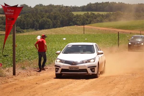 No último dia 22, as regiões de Maracajú e Ponta Porã, no Mato Grosso do Sul, receberam uma edição do Rally Dermacor®