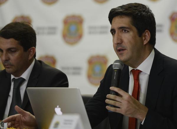O que conseguimos aqui no Rio foi desmantelar uma organização criminosa instalada há muito tempo, disse El Hage