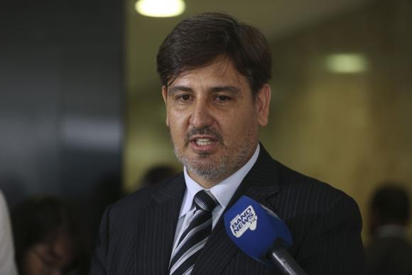 Brasília - Entrevista coletiva com o diretor-geral da Polícia Federal, Fernando Segóvia após reunião com o presidente Temer (Valter Campanato/Agência Brasil)