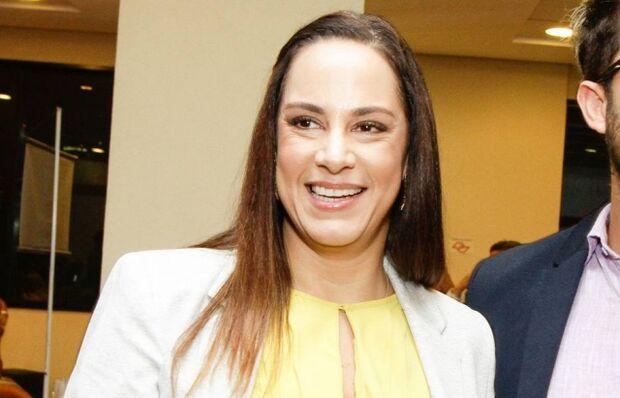 Silvia Abravanel, filha de Silvio Santos