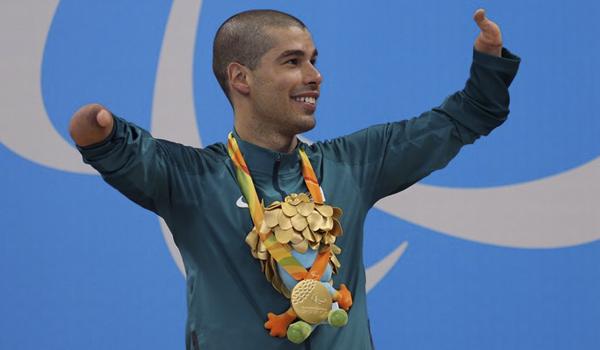 Daniel Dias - O País agora acumula 27 medalhas e já quebrou o seu recorde de 26 pódios. Coincidentemente, os brasileiros fecharam três edições seguidas do evento com 26 medalhas, em Durban-2006, Eindhoven-2010 e Montreal-2013.