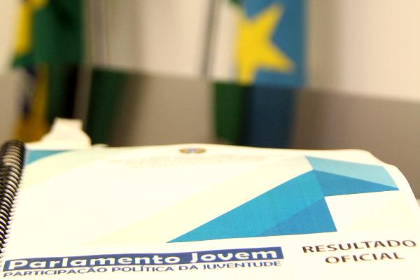 Resultado oficial da eleição do Parlamento Jovem foi entregue ontem