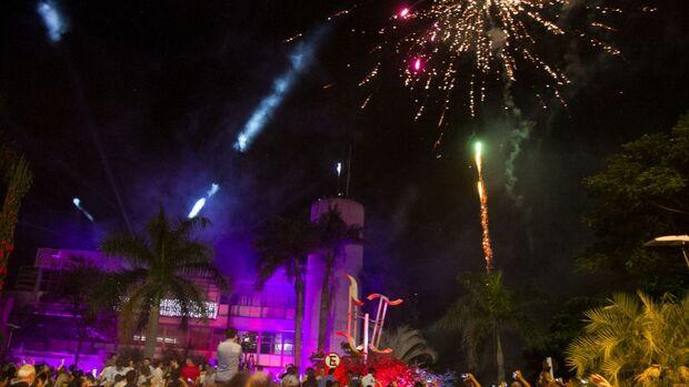Nesta quarta-feira (6) a Prefeitura dá inicio à iluminação da Morada dos Baís, que também ganhará decoração especial