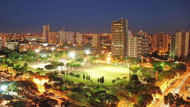 A Praça Esportiva Belmar Fidalgo
