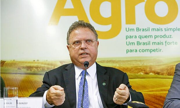 Ministro Blairo Maggi