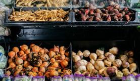 O preço dos alimentos para importação deve subir 6% em 2017, diz a FAO