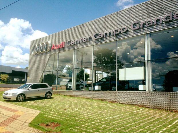 Audi Center Campo Grande