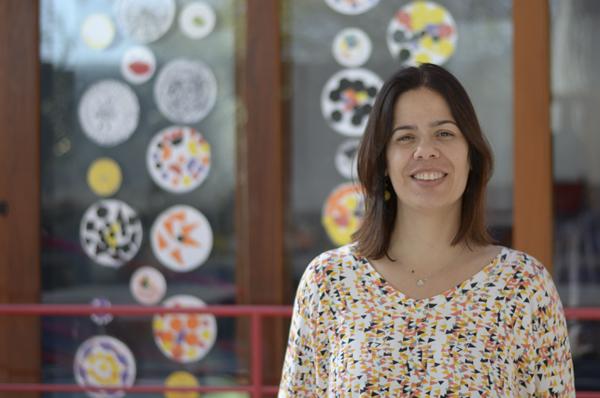 Fernanda Flores, diretora Pedagógica do Instituto Vila